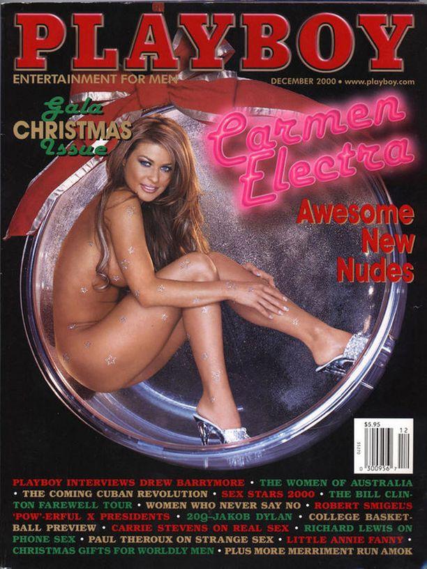 Kupla-tuoli nähtiin Playboyn kannessa vuonna 2000.