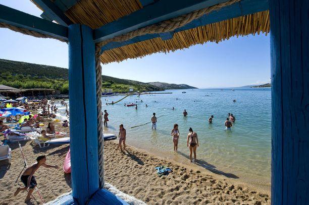 Pagin saari on hauska lomakohde Kroatiassa.