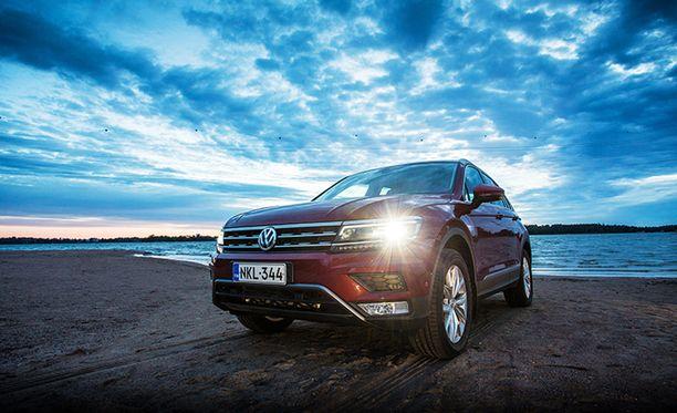 Autotalli.comin tilastojen mukaan Volkswagenin automallit kiinnostavat yksityisleasing-autoilijoita eniten.