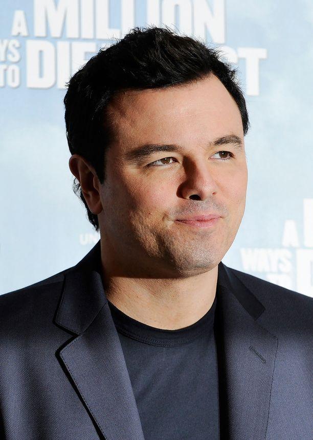 Seth MacFarlane oli vuonna 2013 Oscar-ehdokkaana Ted-elokuvaan säveltämästään laulusta.