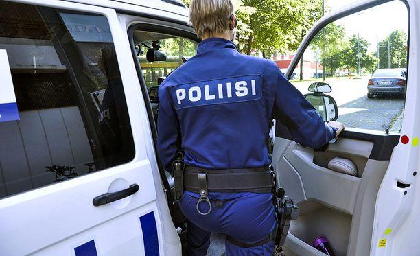 Poliisi ei kertonut, miksi henkilö oli etsintäkuulutettu. Kuvituskuva.