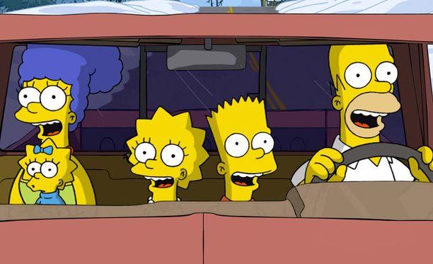 Simpsonit on onnistunut paitsi vakiinnuttamaan asemansa myös synnyttämään jotain uutta.