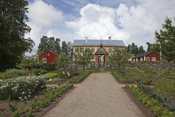 1700-luvulla perustettu Aspegrenin puutarha on kiinnostava tutustumiskohde Pietarsaaressa'