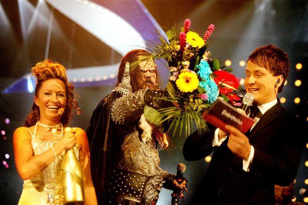 Lordi voitti Suomen euroviisukarsinnan ja hänet valittiin edustamaan maata. Karsintojen juontajina nähtiin Jaana Pelkonen ja Heikki Paasonen.