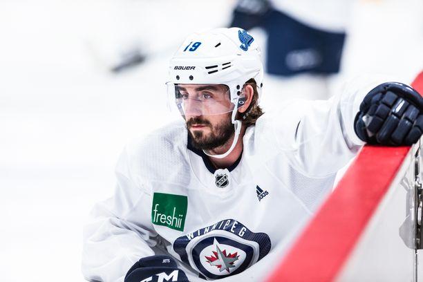 Nic Petan palasi tositoimiin Helsingissä viime perjantaina pelatussa ottelussa.  Kanadalainen sai jääaikaa maltilliset kuusi minuuttia ja 39 sekuntia.