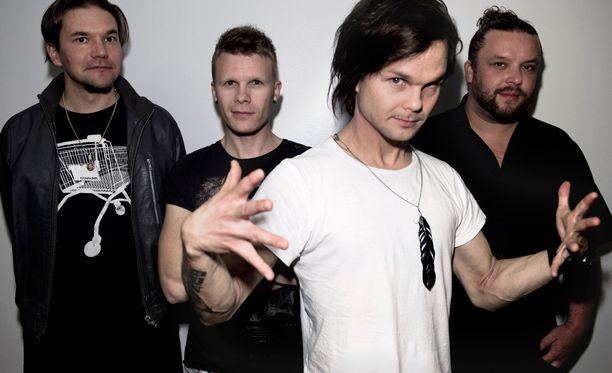 The Rasmus julkaisee uuden singlen maaliskuun lopulla.