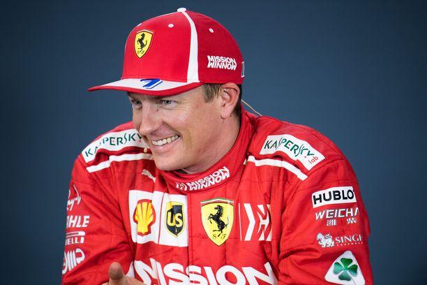 Kimi Räikkönen hakee Meksikosta toista voittoa putkeen.