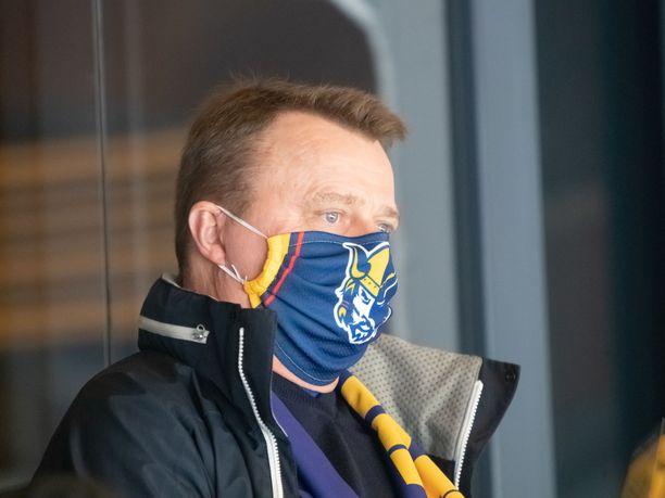Jukka Toivakan mukaan liigaosake on nakertanut Jukurien pelaajabudjetista 200000–300000 euroa kaudessa.