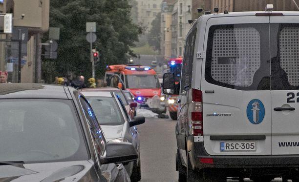 Miehestä oli tullut ilmoituksia poliisille pitkin viikkoa, mutta tutkinnanjohtajan mukaan miestä ei ollut tavoitettu.