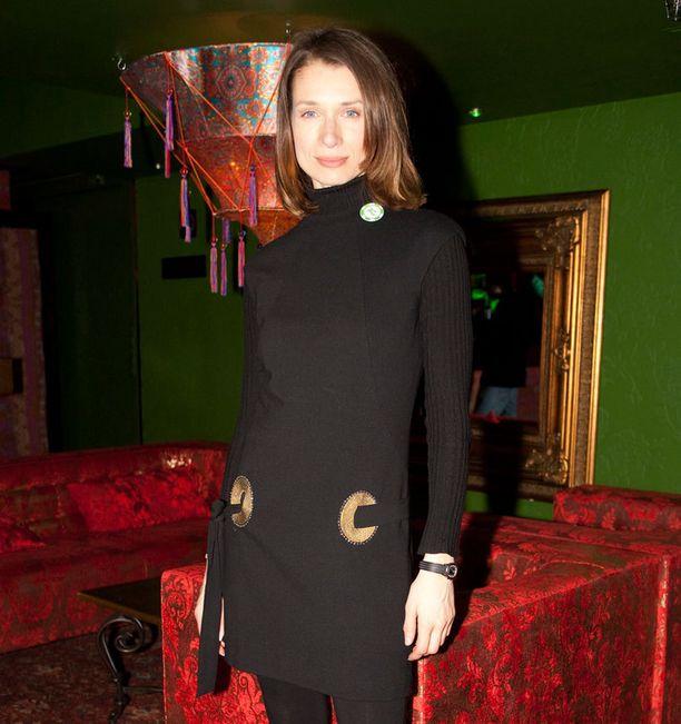 Suomalainen Angelika Kallio on luonut kansainvälisen uran mallina.