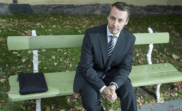 Lapsiasiavaltuutettu Tuomas Kurttila.