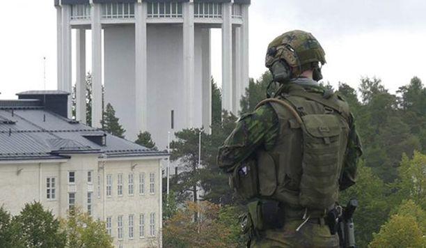 Paikallispuolustusharjoitukset näkyvät ja kuuluvat kaupunkialueilla syyskuun toisella viikolla. Harjoituksissa käytetään paukkupatruunoita, merkkisavuja ja pieniä räjähteitä.