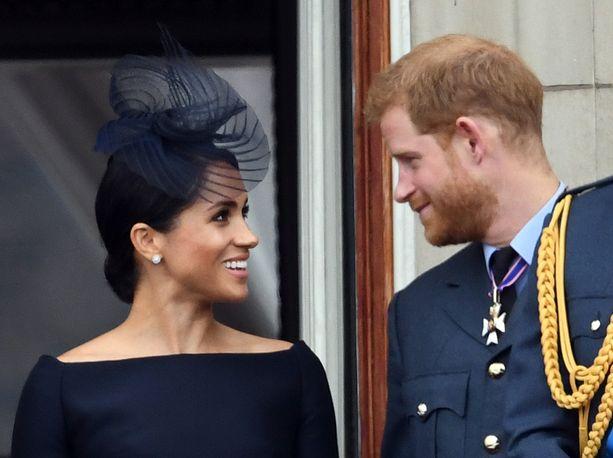 Meghan Markle ja prinssi Harry vihittiin toukokuussa 2018, joten vauvauutinen kuultiin reilu puoli vuotta häiden jälkeen.