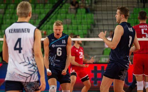 Suomi tuhri viisi ottelupalloa ja hukkasi hurmoksensa – tyly tappio Valko-Venäjälle voi haudata jatkohaaveet EM-kisoissa