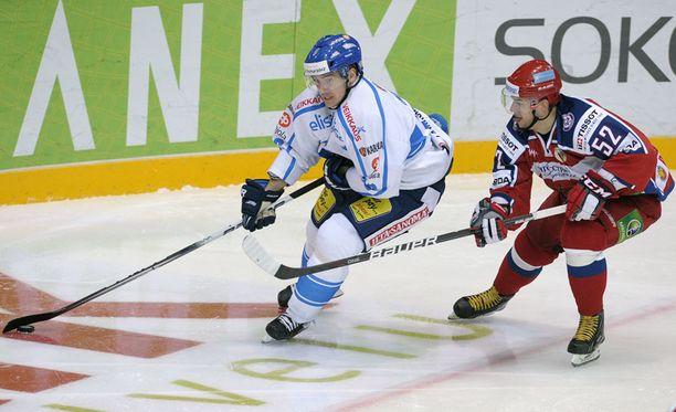 Jarkko Immosen mukaan Suomen peli parani Venäjää vastaan loppua kohden.
