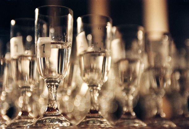 Väärennetty alkoholi on suuri ongelma Venäjällä. Kuvituskuva.