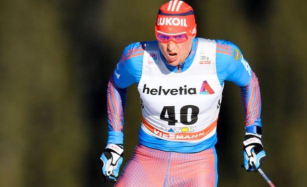 Dopingepäilyt varjostavat Aleksandr Legkovia.