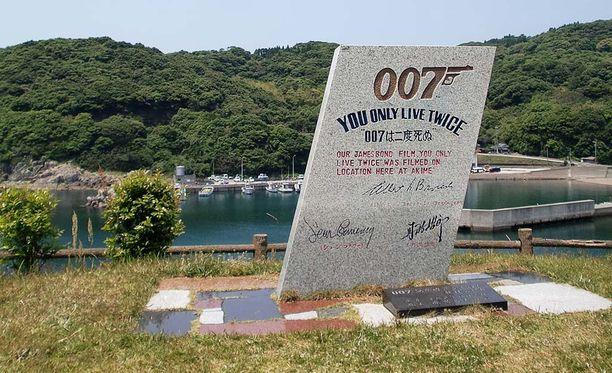 Tällä saarella kuvattiin Elät vain kahdesti. Bond-yhteys on hyvä turistivetonaula.