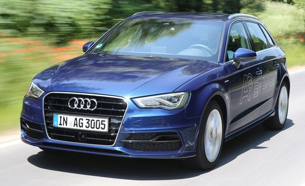 Audi A3 G-Tron.