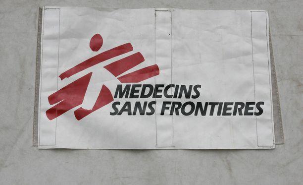 Lääkärit ilman rajoja -järjestöllä on yli 40 000 työntekijää ympäri maailmaa.