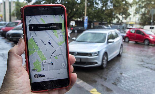 Uber on kyllästynyt häirikköasiakkaisiin. Heitä ei ole paljon, mutta pieni joukko aiheuttaa harmia.