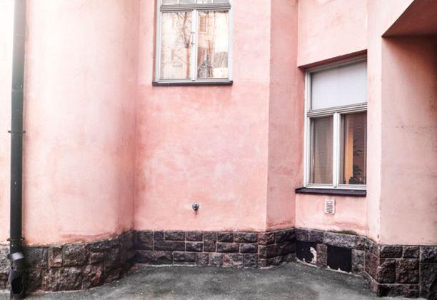 Helsingin Etu-Töölöstä saa 18,5 neliön yksiön 195 000 euron hintaan.