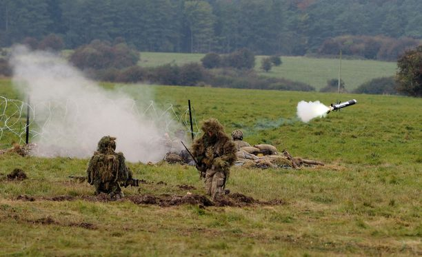 Yhdysvallat vahvistaa, että asetoimitukset Ukrainaan on tehty. Kuvituskuva.