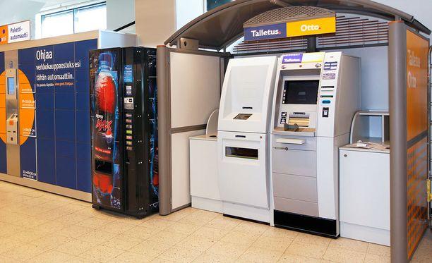 Ensimmäiset Automatian talletusautomaatit ilmestyivät katukuvaan vuoden 2013 lopussa. Nyt niitä on noin 150 eri puolilla Suomea.