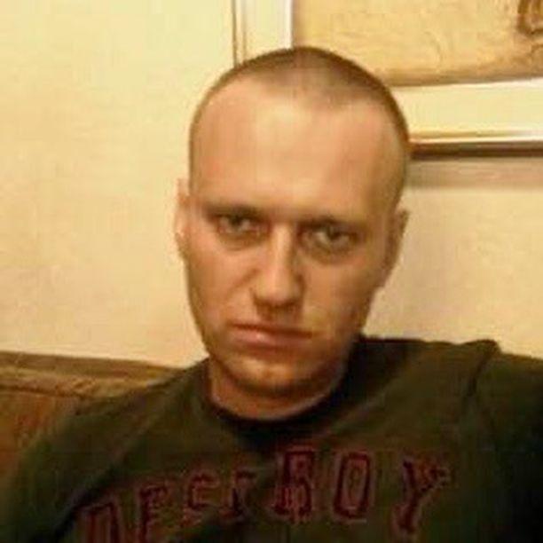 Aleksei Navalnyista on nähty hänen vangitsemisensa jälkeen vain tämä kehnolaatuinen kuva, jonka hänen tiiminsä päivitti hänen Instagram-tililleen.