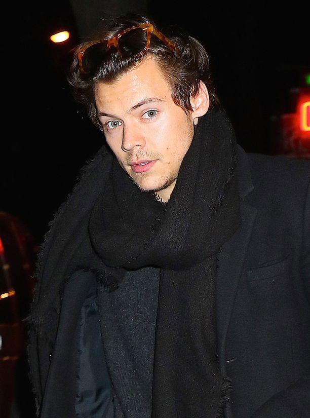 Harry Styles tekee nykyään musiikkia sooloartistina.