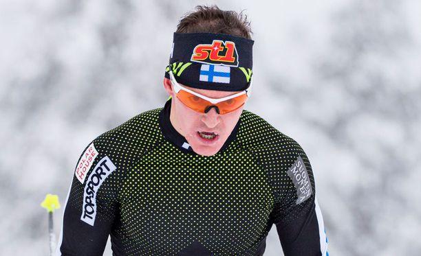 Sami Jauhojärvi kilpailee tällä kaudella maailmancupin ohella pitkien matkojen Ski Classic -sarjassa.