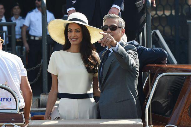 Rouva Clooney