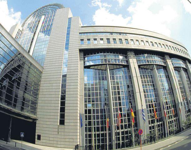 ISO TALO Europarlamentti on tuhansien ihmisten työpaikka.
