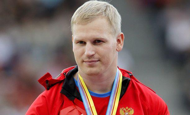 Sergei Litvinov vapautui kilpailukiellosta.