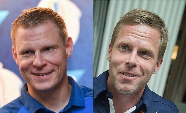 Mikko ja Saku Koivu ovat molemmat jääkiekon maailmanmestareita.