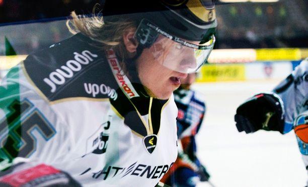 Loukkaantumisen jälkeen Vili Sopanen pelannut yli piste per peli -tahdissa.