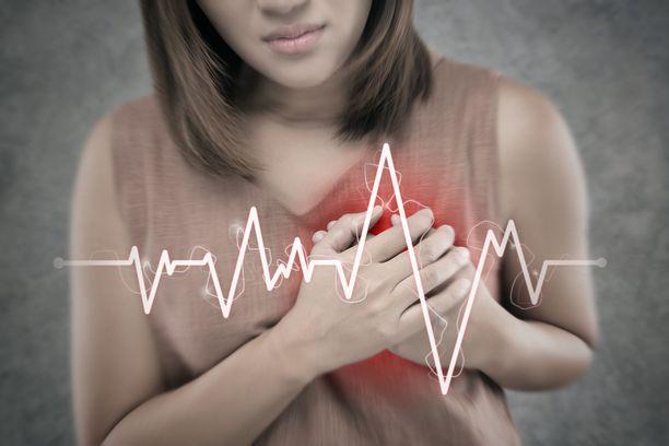 Naisten sydänsairauden oireet voivat olla niin epämääräisiä, että ne hämäävät sekä potilaan että lääkärin.