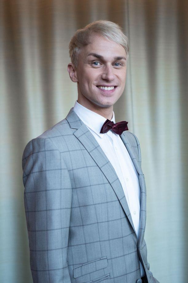 Christoffer Strandberg juontaa Putousta alkavalla kaudella.