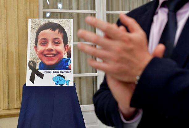 Gabriel Cruz löytyi sunnuntaina takakontista Almeriasta Etelä-Espanjasta. Poika ehti olla kadoksissa liki kaksi viikkoa.