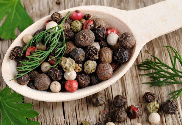 Suomalaiset käyttävät paljon maustepippuria, vaikkei se ole pippuri laisinkaan.