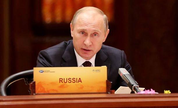 Venäjän presidentti Vladimir Putin vieraili hiljattain Kiinassa.