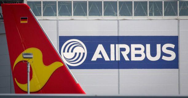 Airbus on perustettu 1970-luvulla.
