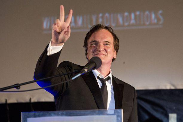 Ohjaaja Quentin Tarantinon elokuvat ovat niittäneet Oscar-ehdokkuuksia.