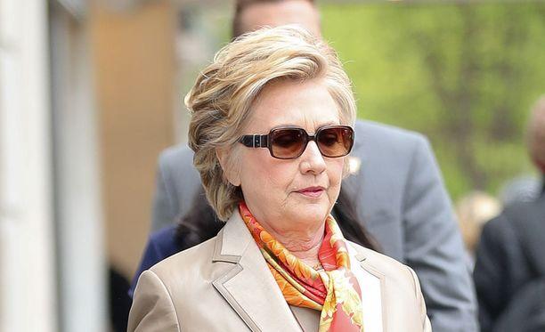 Hillary Clinton uskoo, että olisi voittanut Yhdysvaltain presidentinvaalit, jos ne olisi järjestetty lokakuussa.