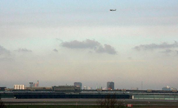 Metrolinjan päästä Tempelhofin lentokentälle johtanut 200 metrin pituinen tunneli on löydetty.