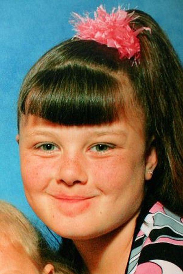 9-vuotias Shannon Matthews on ollut kadoksissa yli kaksi viikkoa.