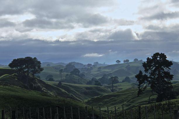 Uudessa-Seelannissa on helppo kierrellä ympäriinsä.