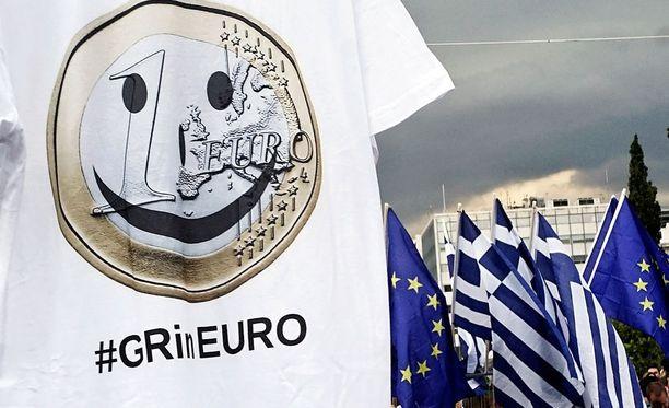 Brittiläinen Thom Feeney vakuuttaa olevansa keräyksen suhteen tosissaan. Kasassa on tähän mennessä yli puoli miljoonaa euroa.
