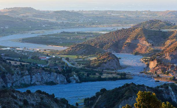 Calabria sijaitsee eteläisessä Italiassa.