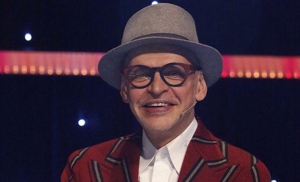 Jorma Uotinen on tunnettu myös tanssijana ja koreografina.